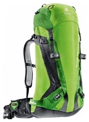 Deuter Guide 35+8 grey/green