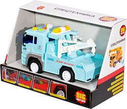Big Motors Эвакуатор WY530B