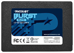 Patriot Memory Burst Elite 960 GB PBE960GS25SSDR