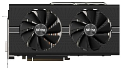 Sapphire Nitro+ Radeon RX 580 1411Mhz PCI-E 3.0 4096Mb 7000Mhz 256 bit DVI 2xHDMI HDCP
