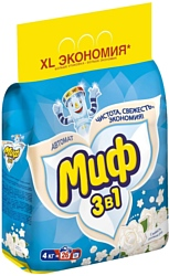 МИФ Свежесть Долины Роз 4 кг