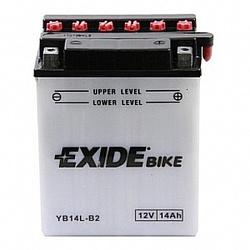 Exide Conventional YB14L-B2 (14Ah)