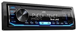 JVC KD-X355