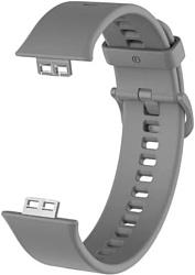 KST силиконовый для Huawei Watch FIT (серый)