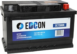 EDCON DC72680R (72Ah)