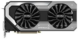 Palit GeForce GTX 1070 1632Mhz PCI-E 3.0 8192Mb 8000Mhz 256 bit DVI HDMI HDCP