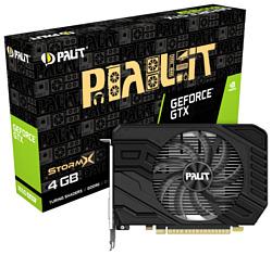 Palit GeForce GTX 1650 SUPER StormX (NE6165S018G1-166F)