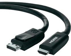 DisplayPort - HDMI 10 м