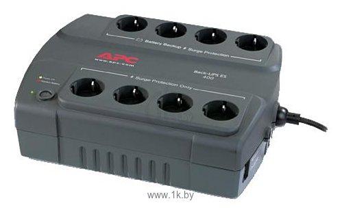 Фотографии APC Back-UPS ES 400VA 230V German/Dutch (BE400-GR)