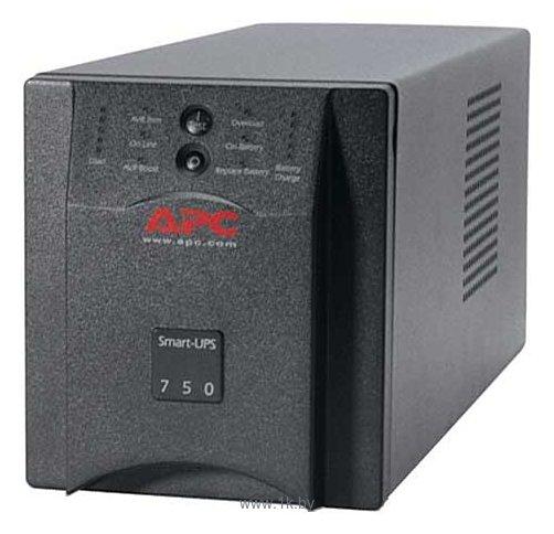 Фотографии APC Smart-UPS 750VA USB & Serial 230V (SUA750I)