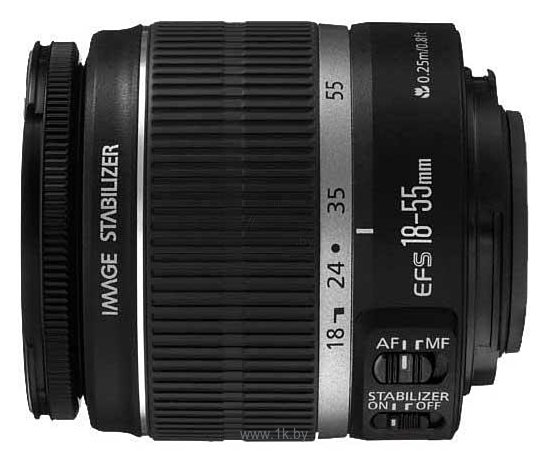 Фотографии Canon EF-S 18-55mm f/3.5-5.6 IS