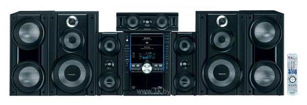Музыкальный центр Panasonic SC-VK960EE-K купить в Минске, сравнить ... f22ca0df6a3