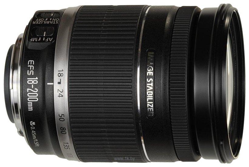 Фотографии Canon EF-S 18-200mm f/3.5-5.6 IS