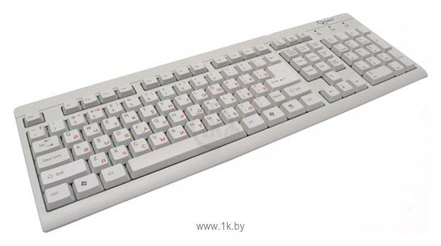 Фотографии Gembird KB-8300-UR White USB