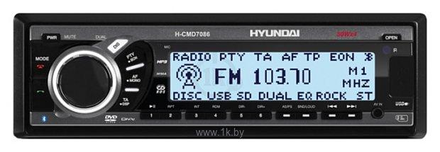 Фотографии Hyundai H-CMD7086 (2009)