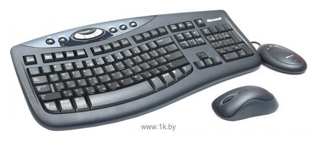 Фотографии Microsoft Wireless Optical Desktop 2000 Black USB