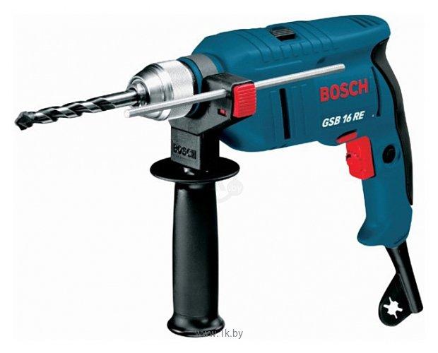 Фотографии Bosch GSB 16 RE (060114E500)