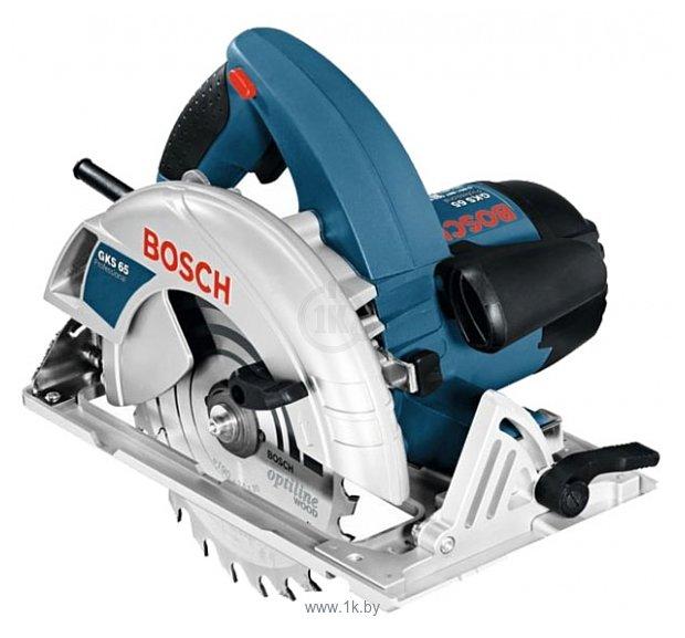 Фотографии Bosch GKS 65 (0601667000)