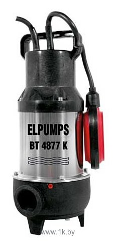 Фотографии Elpumps BT 4877 K