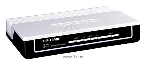 Фотографии TP-LINK TD-8817