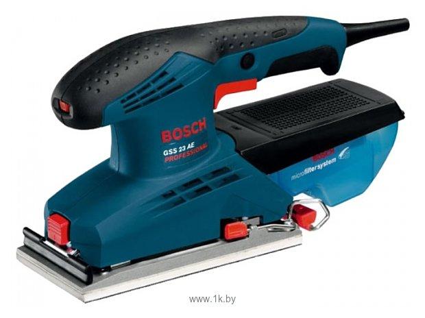 Фотографии Bosch GSS 23 A (0601070400)
