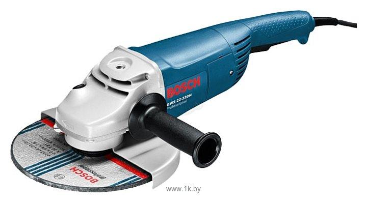 Фотографии Bosch GWS 22-230 H (0601882103)