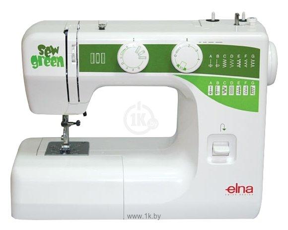 Фотографии Elna 1000 Sew Green