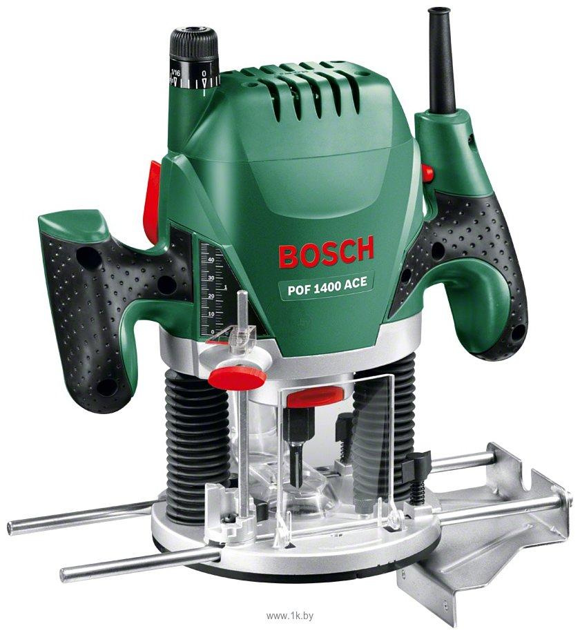 Фотографии Bosch POF 1400 ACE (060326C801)
