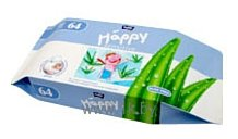 Фотографии Bella Baby Happy Sensitive Aloe Vera, 64 шт