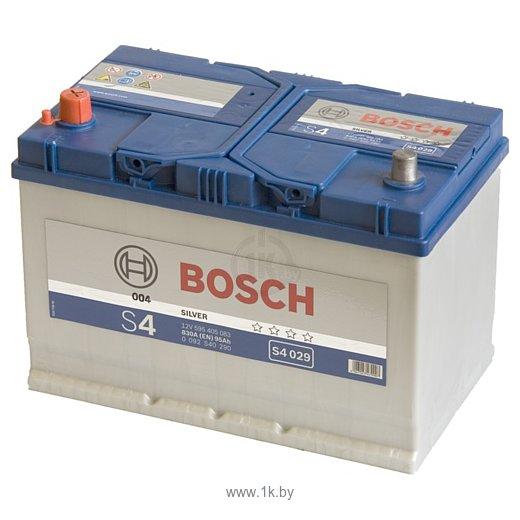 Фотографии Bosch S4 Silver S4029 595405083 (95Ah)