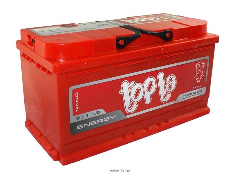 Фотографии Topla ENERGY R (100Ah) (108400)