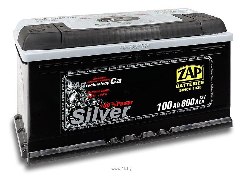 Фотографии ZAP Silver R 60025 (100Ah)