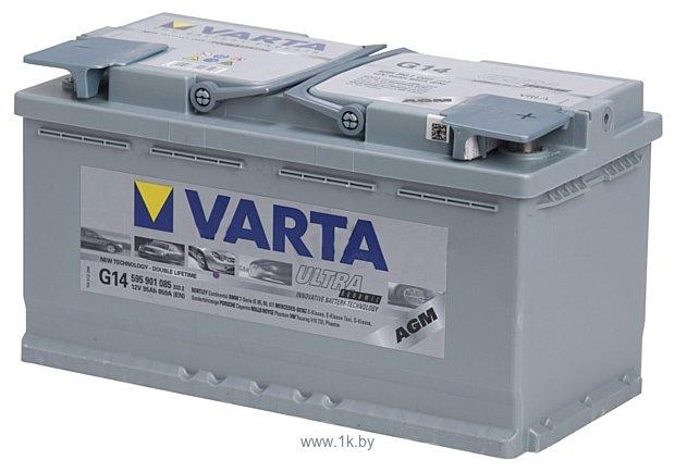 Фотографии VARTA ULTRA Dynamic G14 595901085 (95Ah)
