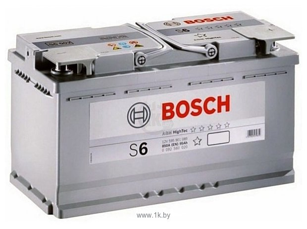 Фотографии Bosch S6 AGM S6001 570901076 (70Ah)