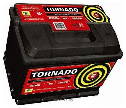Фотографии Tornado 6СТ-55А1 55L (55Ah)