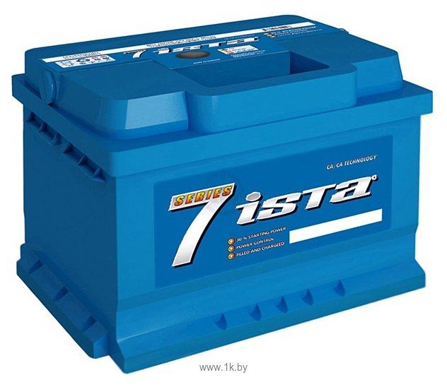 Фотографии ISTA 7 Series 6СТ-60 А2Н Е (60Ah)