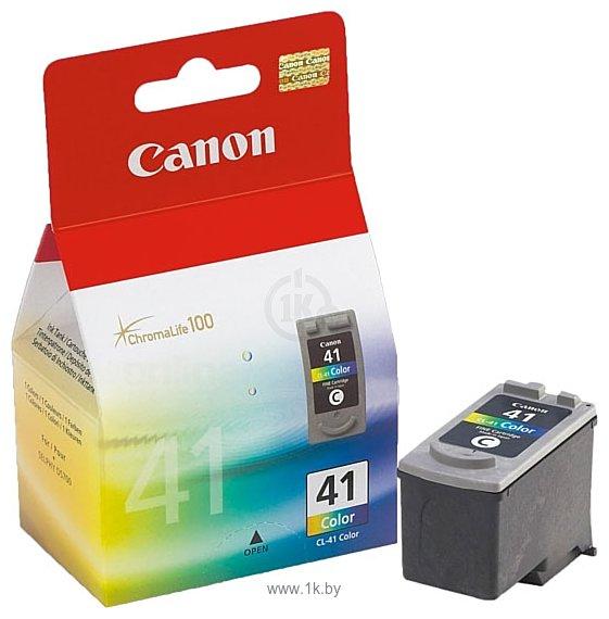Фотографии Canon CL-41