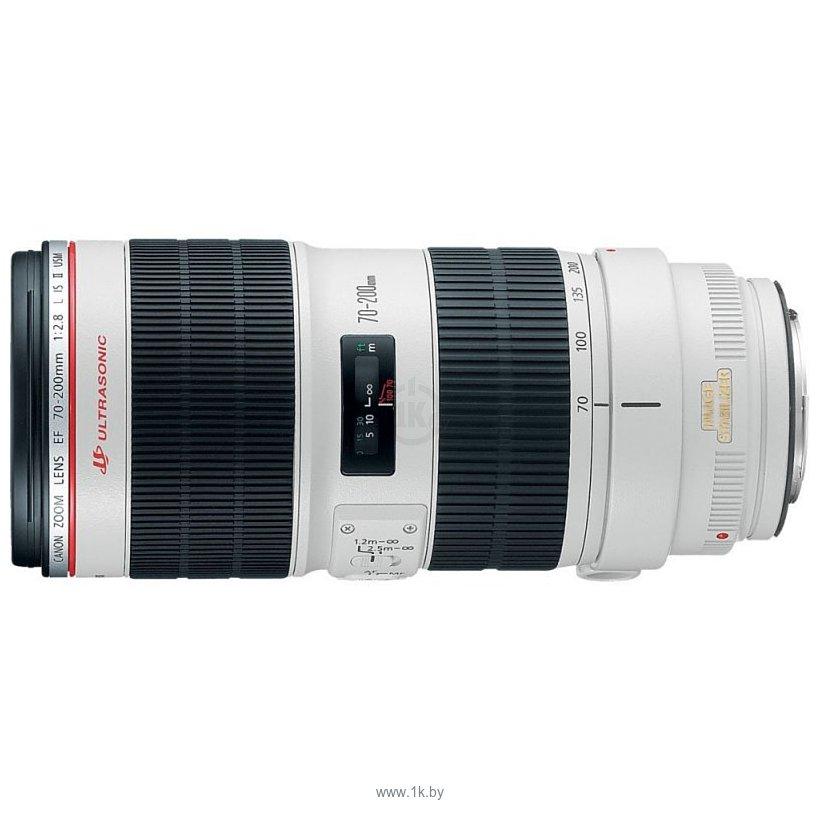 Фотографии Canon EF 70-200mm f/2.8L IS II USM
