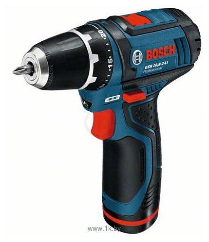 Фотографии Bosch GSR 10,8-2-LI (0601868101)