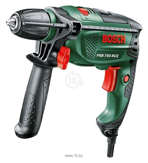 Фотографии Bosch PSB 750 RCE (0603128520)