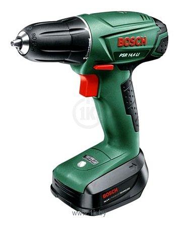 Фотографии Bosch PSR 14,4 LI (0603954323)