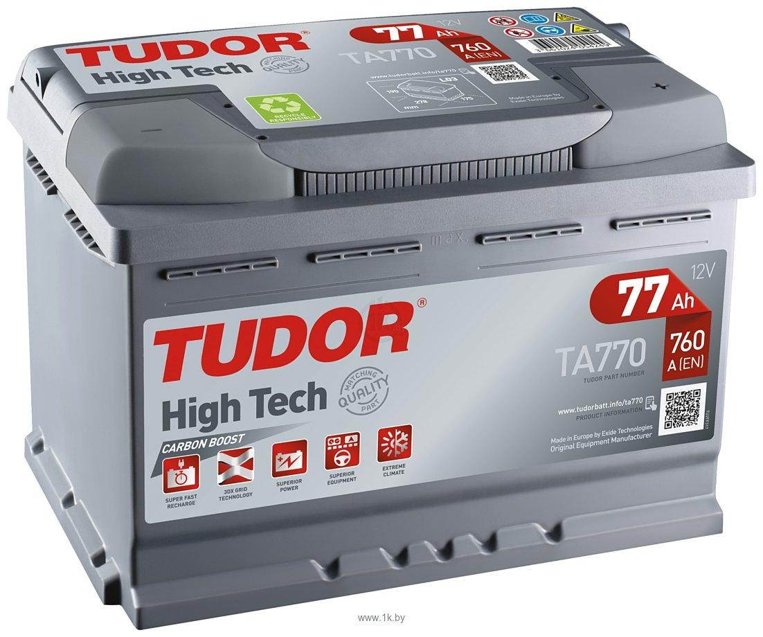 Фотографии Tudor High Tech TA770 R (77Ah)