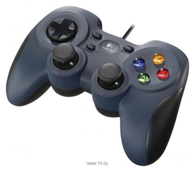 Фотографии Logitech Gamepad F310