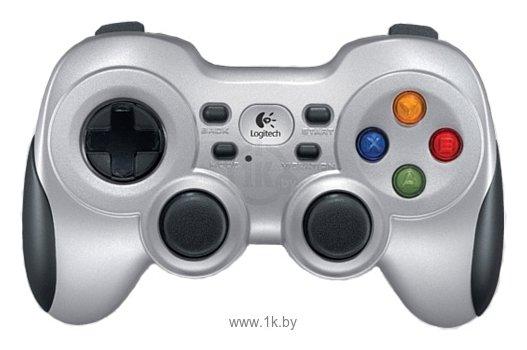 Фотографии Logitech Wireless Gamepad F710