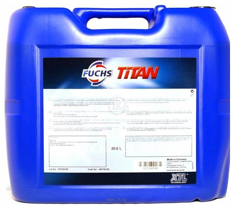 Фотографии Fuchs Titan Cargo Maxx 10W-40 20л