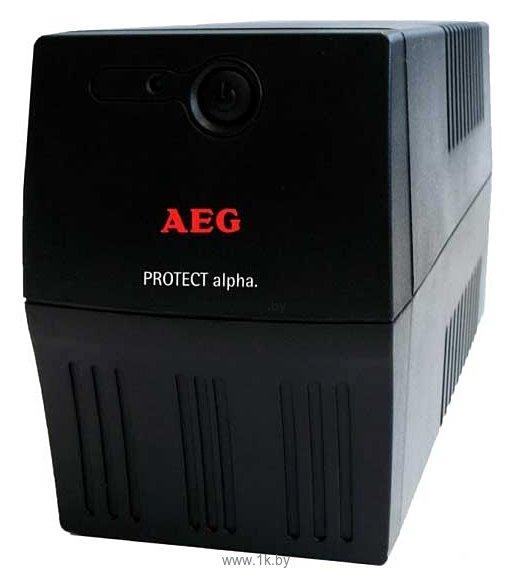 Фотографии AEG Protect ALPHA 600