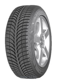 Фотографии Goodyear UltraGrip Ice+ 215/60 R16 99T