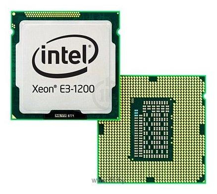 Фотографии Intel Xeon E3-1220 Sandy Bridge (3100MHz, LGA1155, L3 8192Kb)
