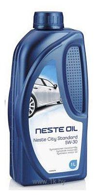Фотографии Neste Oil City Standard 5W-30 1л
