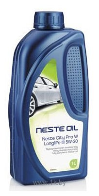 Фотографии Neste Oil City Pro W Longlife III 5W-30 1л